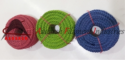 Semi Virgin HDPE Rope