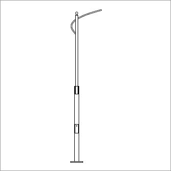 Decorative Street Lighting Poles
