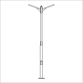 Industrial Area Lighting Poles