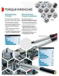 Torque Handles & End Fittings