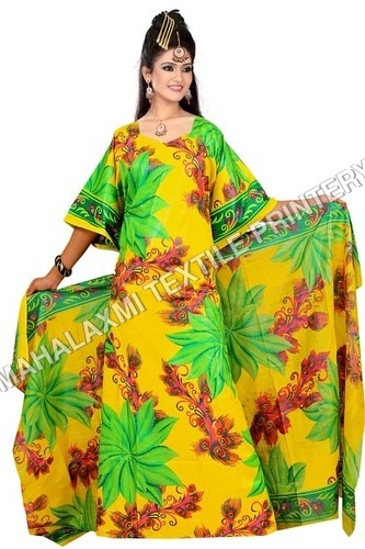 African Cotton Kaftan