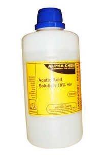 Acetic Acid 10% Solution