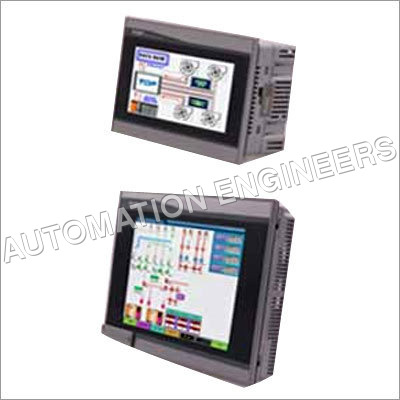 PLC and HMI Touch Panels
