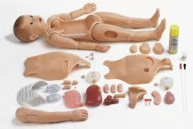 3-Year-Old Child Nursing Training Doll