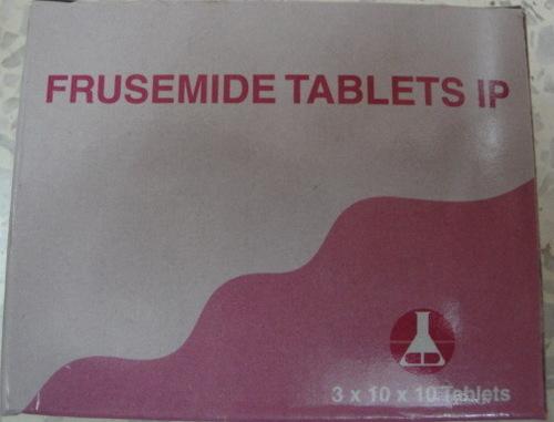 Frusemide Tablets IP 40 mg