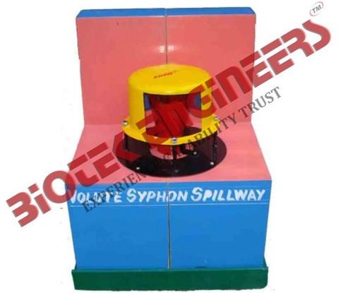 Volute Syphon Spillway