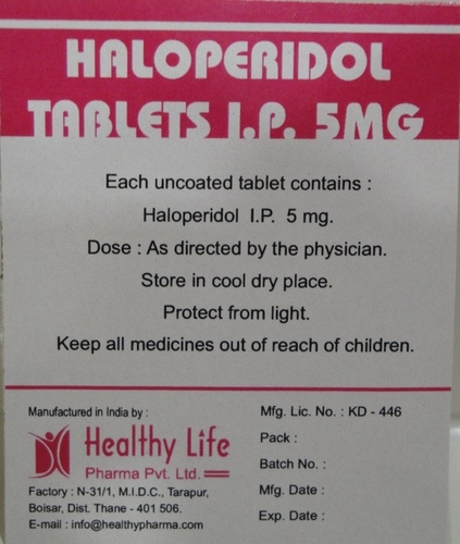 Haloperidol Tablets BP