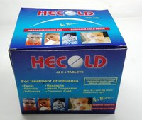 Anti Cold Tablets - Hecold