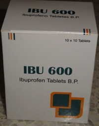 Ibu - 600 (Ibuprofen Tablets BP)