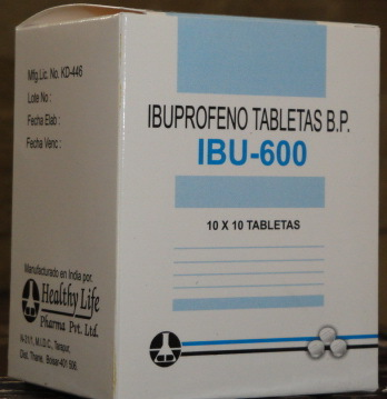 Ibuprofen Tablets IP 400 mg