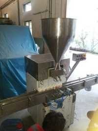 Automatic Ghee packing machine