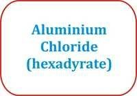 Aluminium Chloride (hexadyrate)