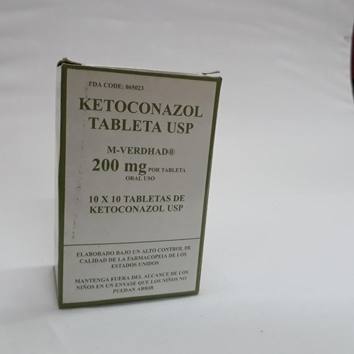 Ketoconazole Tablets IP