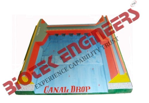 Model of Canal Drop