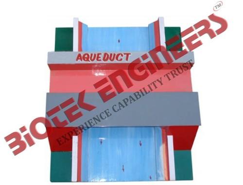 Model of an Aqueduct