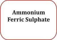 Ammonium Ferric Sulphate