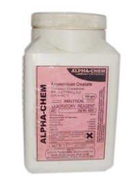 Ammonium Oxalate (Ammonium Ethanedioate)