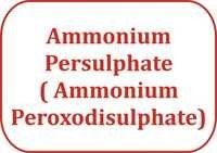 Ammonium Persulphate( Ammonium Peroxodisulphate)