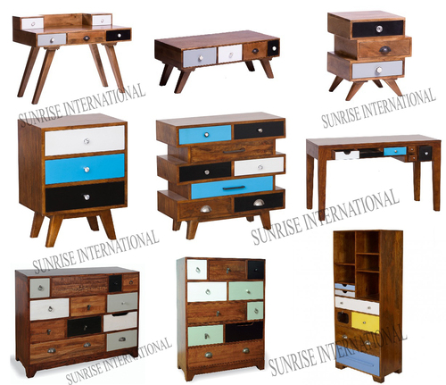 Retro Style Wood Furniture