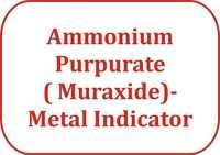 Ammonium Purpurate ( Muraxide)- Metal Indicator