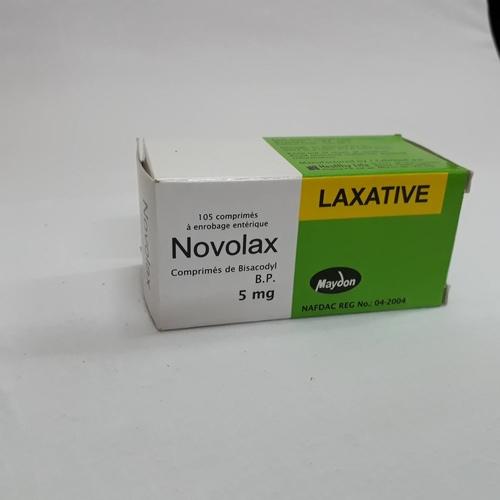 Novolax (Bisacodyl Tablets BP)
