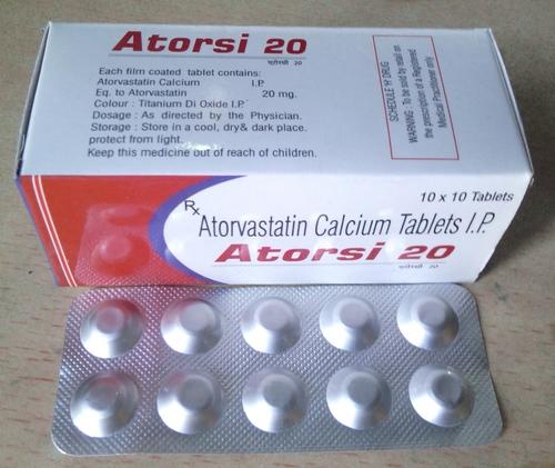 Atrovastatin Tablet