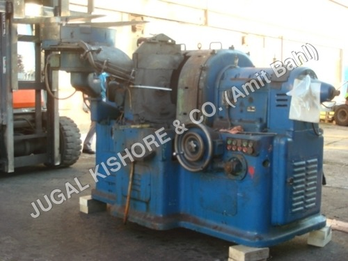 DOUBLE DISK GRINDING MACHINE