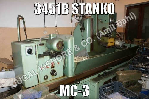 SPLINE GRINDING MACHINE RUSSIAN STANKO MC3 3451B