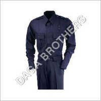 Security Guard Uniforms Fabric