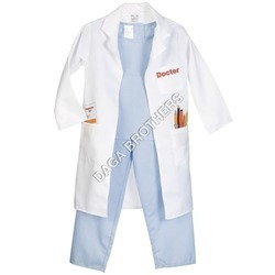 Doctor Coat Fabric