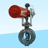 Triple Offset Butterfly Valve