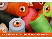 Polyester Core Spun Sewing Threads