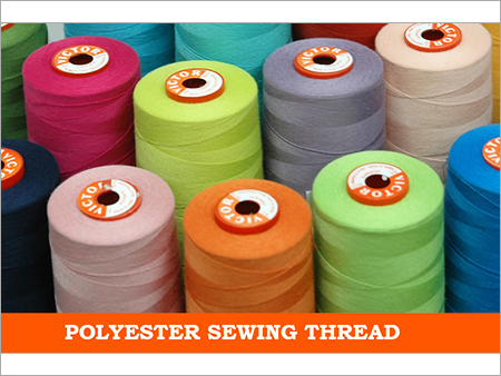 Mixed Color Polyester Sewing Thread