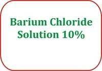 Barium Chloride 10% Solution