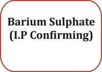 Barium Sulphate (I.P Confirming)