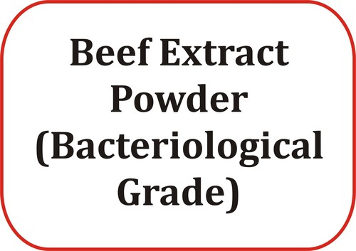 Beef Extract Powder (Bacteriological Grade)