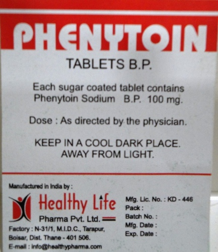 Phenytoin Tablets BP