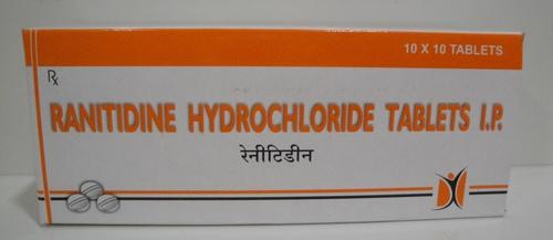 Ranitidine Hydrochloride Tablets IP