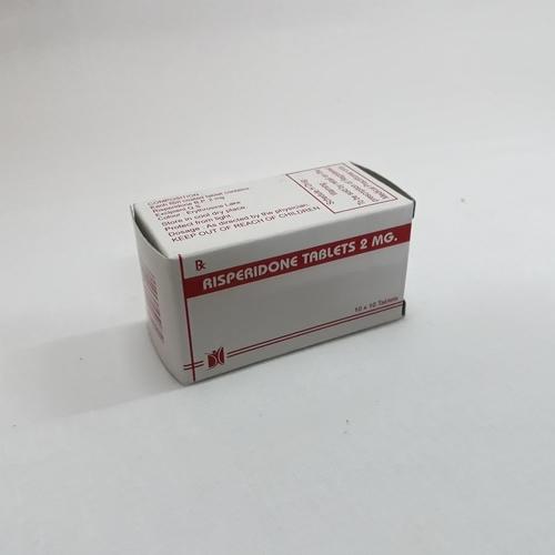 Risperidone Tablets 1 mg