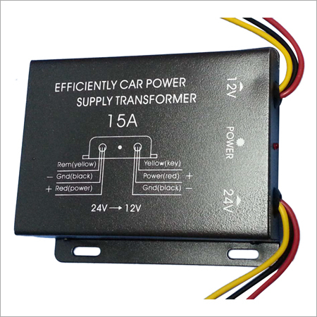 Dc To Dc Power Converter