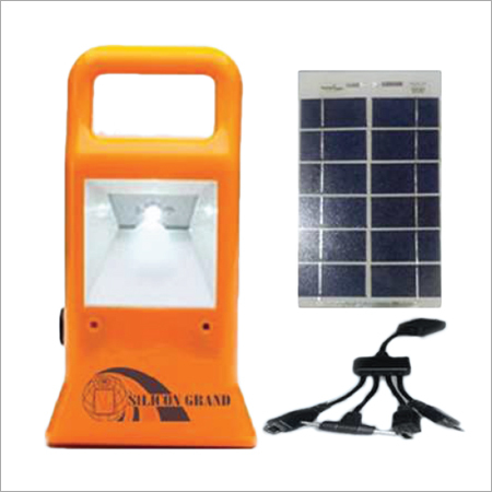 Powerful Portable LED Solar Lantern