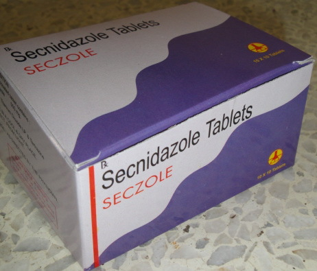 Secnidazole Tablets IP 500 mg