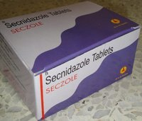 Secnidazole Tablets IP 500 mg