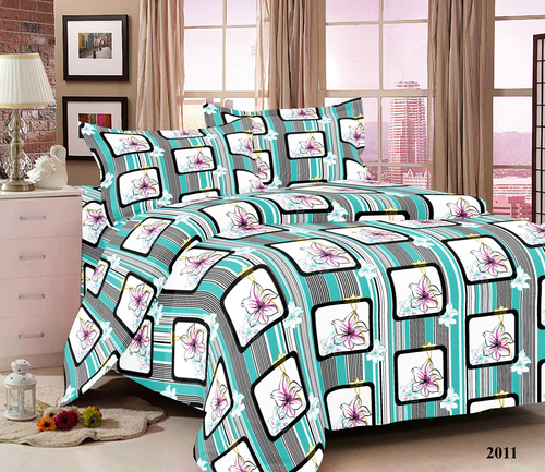 Premium cotton Bed sheets Ahmedabad