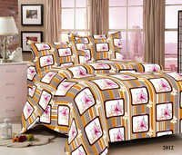Ahmedabad cotton Double Bed sheets with pillow