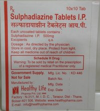 Sulphadiazine Tablets IP