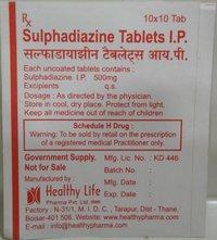 Sulphadiazine Tablets IP
