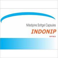 Nifedipine Softgel Capsules