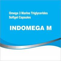 Omega 3 Marine Triglycerides Softgel Capsules