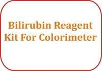 Bilirubin Reagent Kit For Colorimeter
